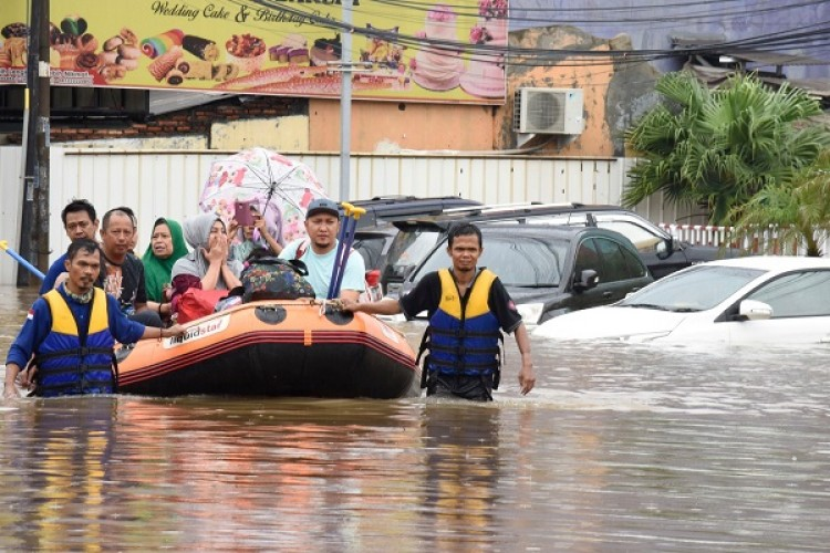 Banjir Jakarta itu Bersifat Politis!