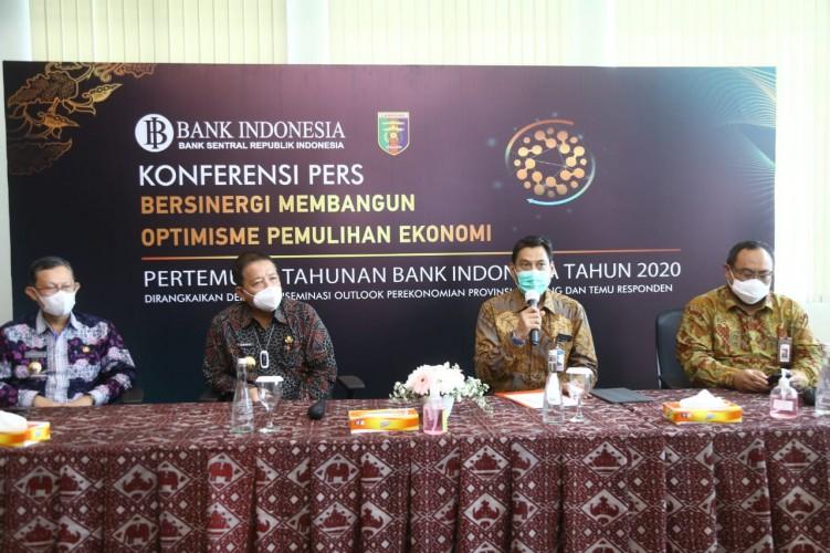 Bank Indonesia Prediksi Ekonomi Lampung Tumbuh Positif di 2021
