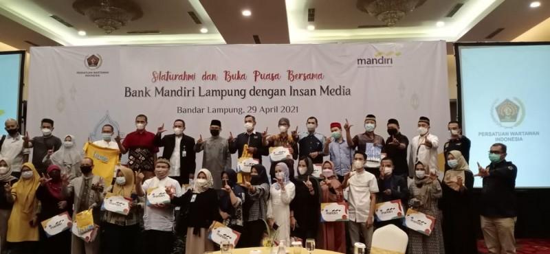 Bank Mandiri Lampung Perkuat Layanan Digital