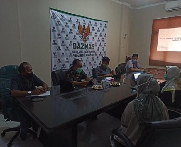 Bank Muamalat Siap jadiPartner dalam Menghimpun Zakat Baznas