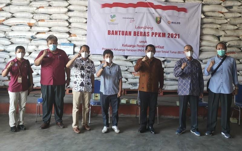 Bansos PKH Tahap 3 di Lampung Cair