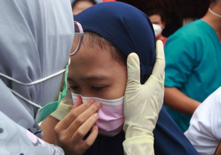 Bansos Yatim Piatu Terdampak Covid-19 di Lamsel Sudah Tahap Pembuatan Rekening