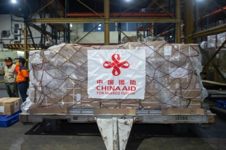 Bantuan Medis Tambahan dari Tiongkok Tiba di Indonesia