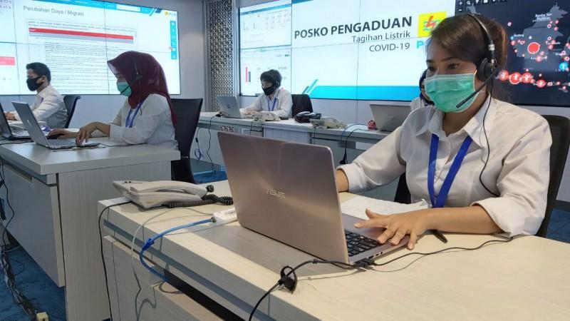Banyak Inovasi, Contact Center PLN 123 Borong 3 Penghargaan Global