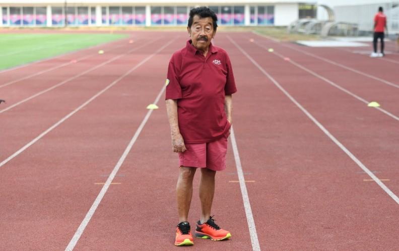 Bapak Atletik Indonesia Bob Hasan Berpulang