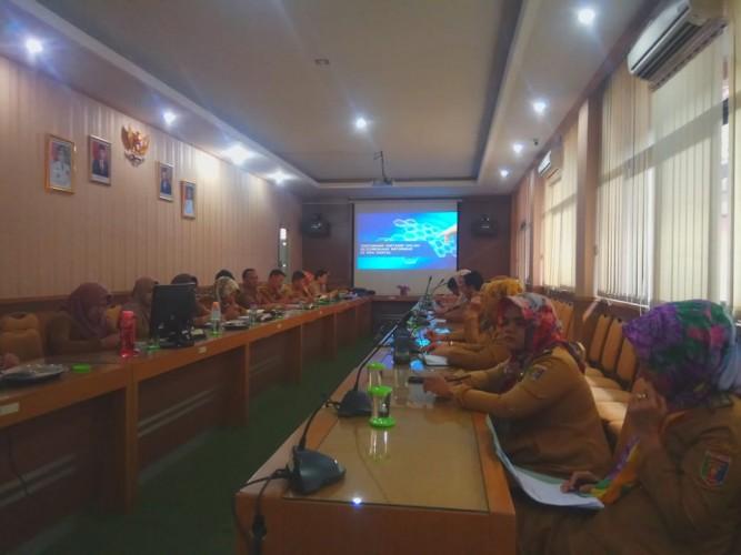 Bappeda Provinsi Lampung Perkuat Publikasi di Era Digital