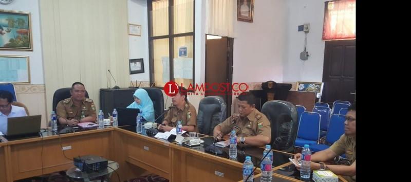 Bappeda Tanggamus Fasilitasi FGD Bersama Speak Indonesia