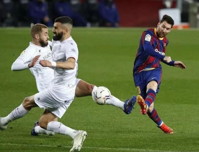 Barcelona Gusur Madrid dari Posisi Kedua Klasemen