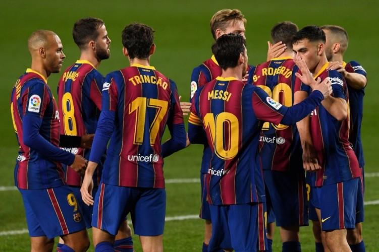 Barcelona Konfirmasi Dua Kasus Covid-19