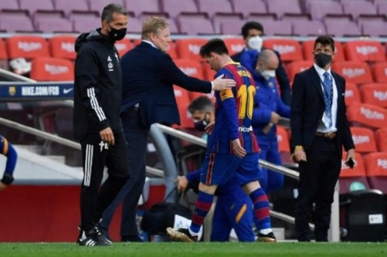 Barcelona Semangat Sambut Musim Baru tanpa Messi