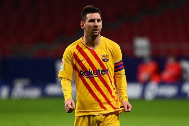 Barcelona tak Bisa Terus-terusan Bergantung pada Messi