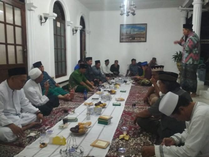 Barikade Gusdur Lampung Peringati Maulid Nabi