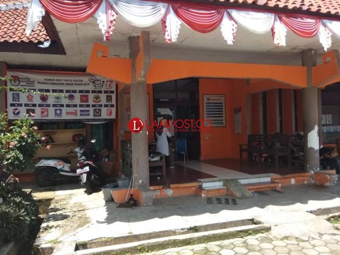 Baru 6 Kecamatan Tanggamus Gelar Pleno Terbuka Hasil Pemilu 2019