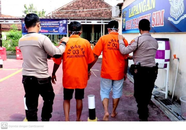 Baru Bebas Penjara, Warga Ambarawa Kembali Ditangkap Polisi akibat Sabu