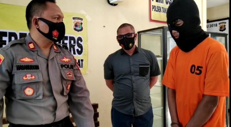 Baru Lulus Sekolah, Pemuda Nekat Jual Tembakau Gorila