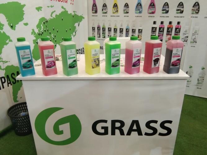 Baru Masuk Pasar Indonesia, Grass Kenalkan Produknya di GIIAS 2019