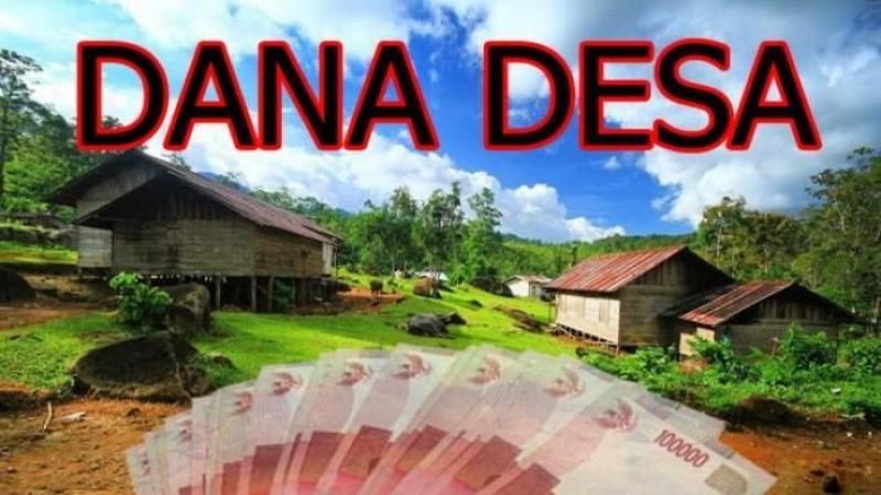 Baru Tiga Desa Ajukan Pencairan DD di Lamsel