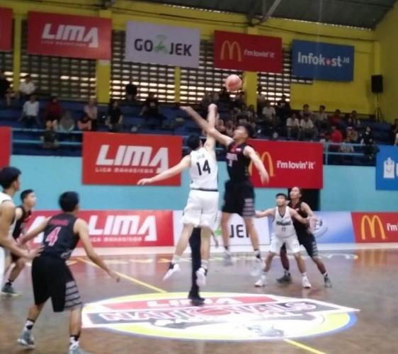 Basket Perbanas Bangkit Kembali