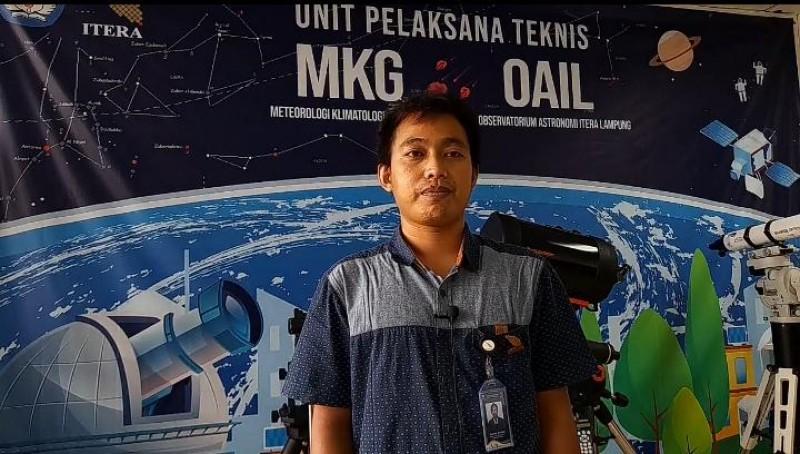 Batu Diduga Meteor di Lampung Tengah Masih Diteliti