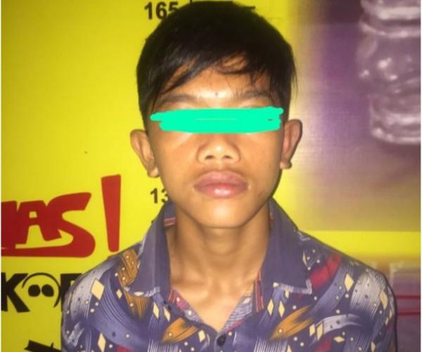 Bawa Sabu, Pemuda Kedondong Diamankan Polisi