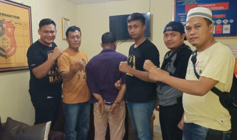 Bawa Sabu, Petani Asal Melinting Ditangkap Polisi