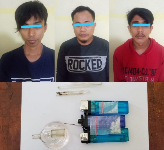 Bawa Sabu, Tiga Warga Palembang Ditangkap di Bakauheni