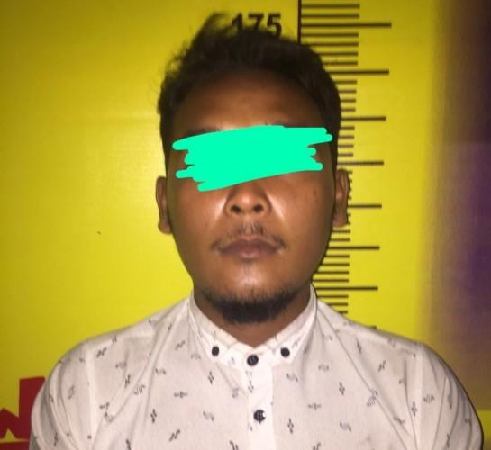 Bawa Sabu, Warga Lamteng Ditangkap Polres Pesawaran