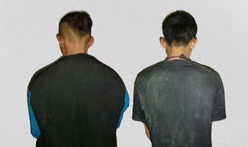 Bawa Sajam, Dua Pemuda Muncakkabau Ditangkap