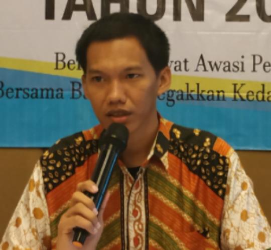 Bawaslu Bandar Lampung Akan Bertindak Tegas Kepada Panwaslu Sukamenanti