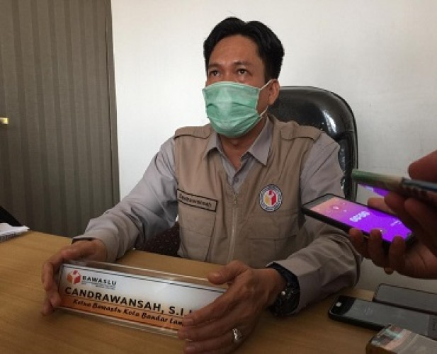 Bawaslu Bandar Lampung Meminta KPU Evaluasi Debat II