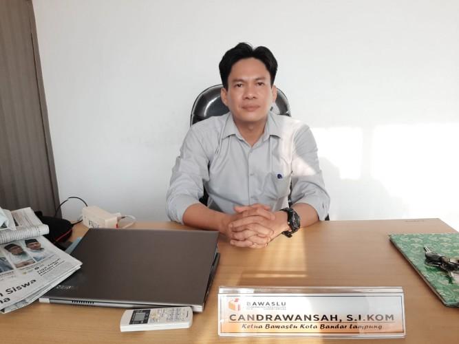 Bawaslu Bandar Lampung Sudah Tertibkan 1.724 APK