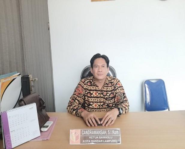 Bawaslu Berharap Pemkot Bandar Lampung Transfer Rp5 Miliar