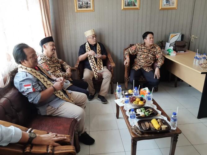 Bawaslu RI Pantau PencairanAnggaran Pilkada di Lampung