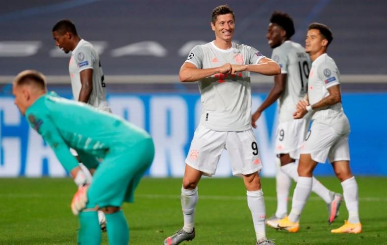 Bayern Melangkah ke Semifinal Liga Champions