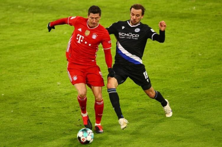 Bayern Muenchen Nyaris Kalah dalam Drama 6 Gol
