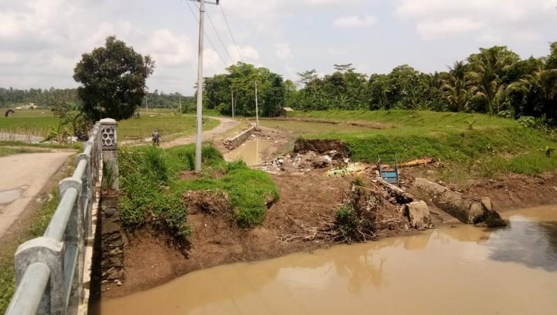 BBSMS Lampung Dinilai Lamban Tangani Tanggul Jebol