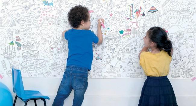 Bantu Anak Tingkatkan Kreativitas