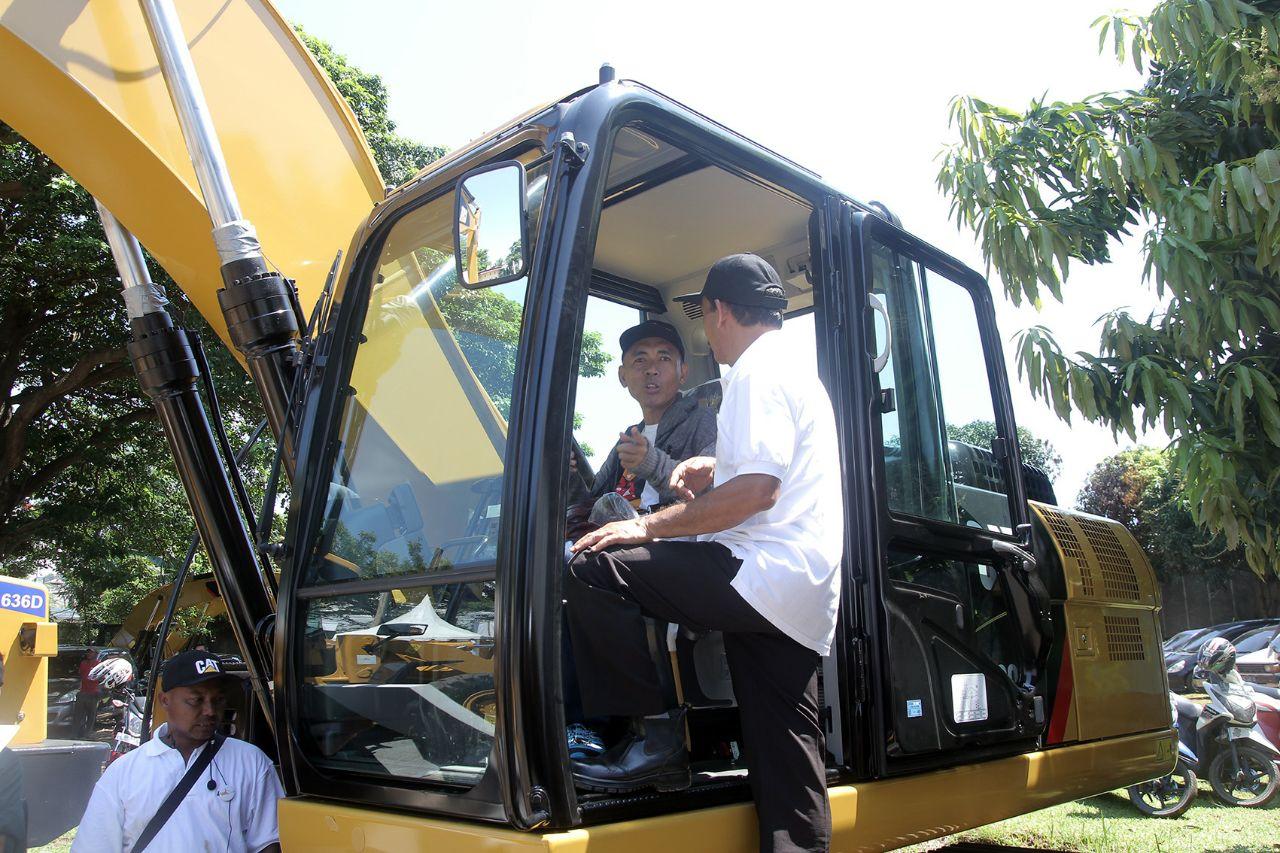 Trakindo Utama Dukung Penuh Percepatan Pembangunan Insfrastruktur Lampung