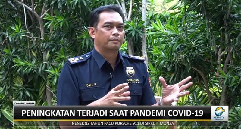 Bea Cukai Genjot Ekspor Lampung