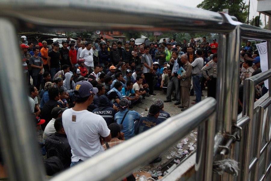 Terancam Bangkrut, Buruh PTHI Klaim Ditelantarkan