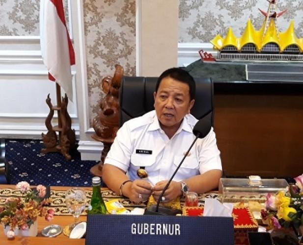 Begini Tanggapan Arinal soal Lampung Masuk 10 Besar Terkorup