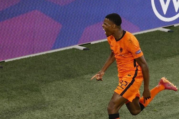 Belanda Pastikan Tempat di Perdelapan Final Euro 2020