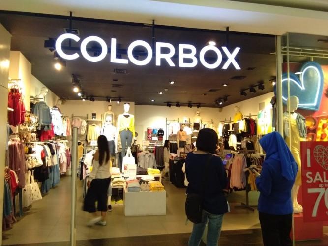 Belanja di Colorbox Dapatkan Hadiah Totebag