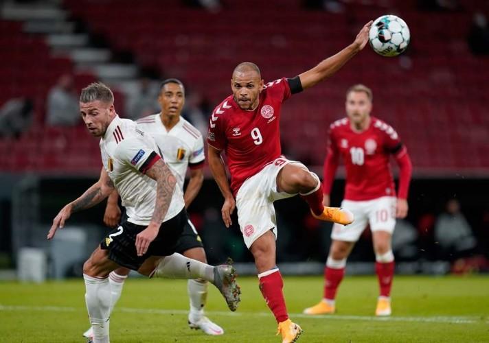 Belgia Puncaki Grup A2 Usai Taklukkan Denmark