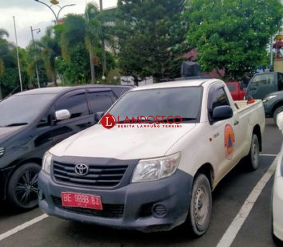 Beli Sabu Pakai Mobil Dinas, Dua Oknum ASN di Bandar Lampung Ditangkap