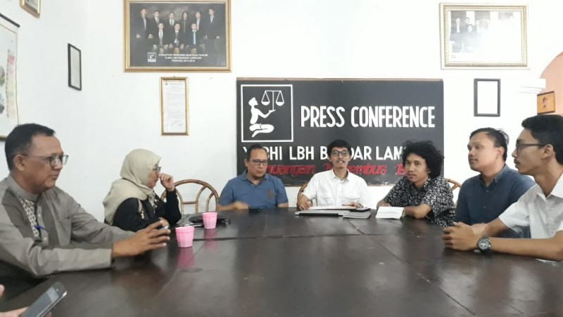 Belum Sebulan Menjabat, Anggota KPU Lampung Dilaporkan ke DKPP