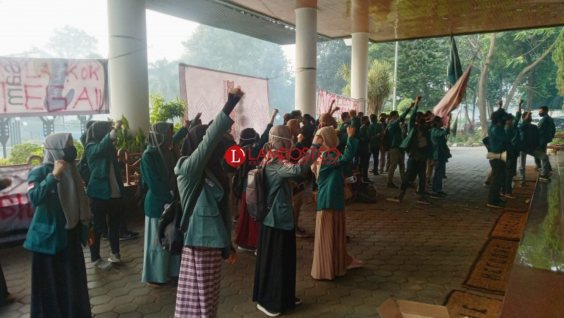 BEM Unila Tunggu Kebijakan Rektor Tentang Kuota Internet Gratis