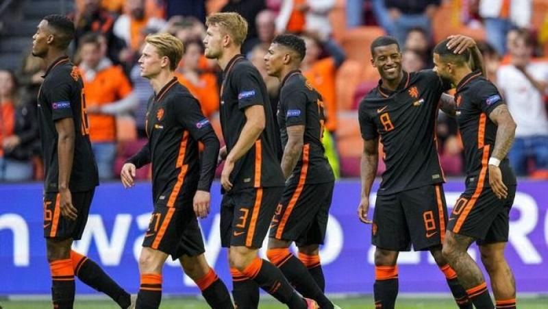 Benamkan Makedonia Utara 3-0, Belanda Kukuhkan Diri Jadi Juara Grup C