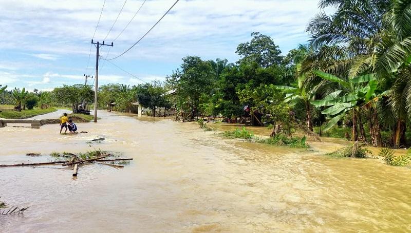 Bencana Hidrometeorologi Berpotensi Landa Aceh