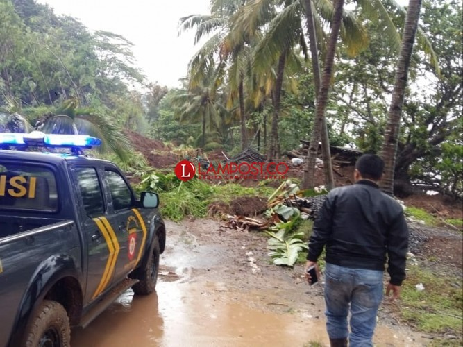 Bencana Longsor Kembali Landa Limau dan Cukuhbalak
